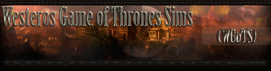 (WGoTS) Westeros Game of Thrones Sims